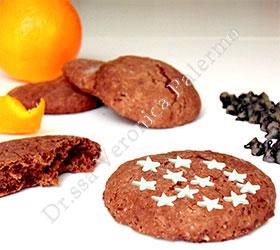 Biscotti tipo pan di stelle