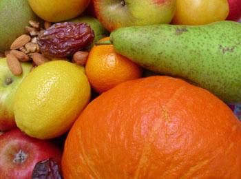 Frutta e verdura Novembre