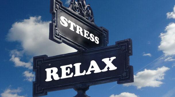 aumentare di peso stress, relax